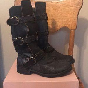 Fiorentini & Baker Eternity boot size 36 brown